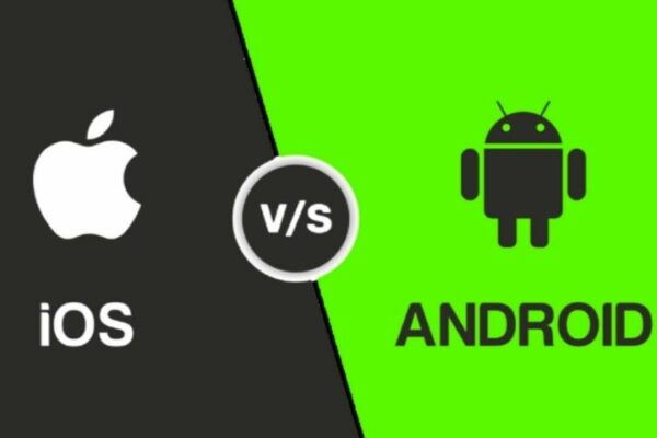 Major Key Differences Between Android And IoS Design