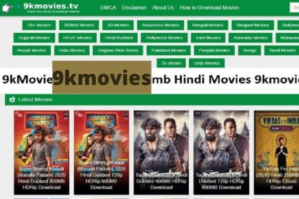 9kmovies (2021) – Download Latest HD Movies And Web Series For Free [UPDATED]