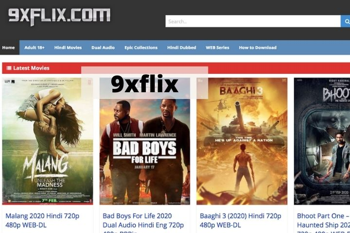 9xflix (2021)- Download Latest Bollywood, Hollywood Movies For Free
