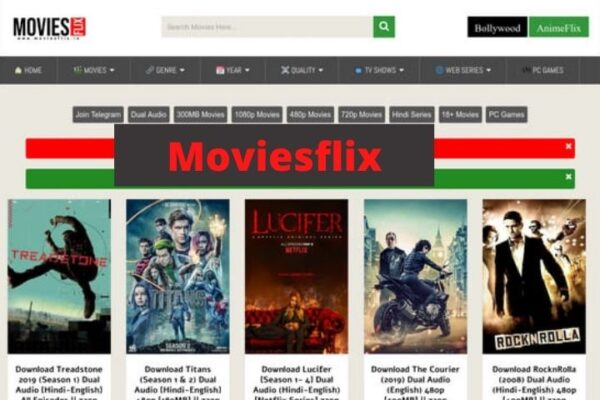Moviesflix (2021): Watch And Download Latest Hollywood, Bollywood Movies For Free [UPDATED]