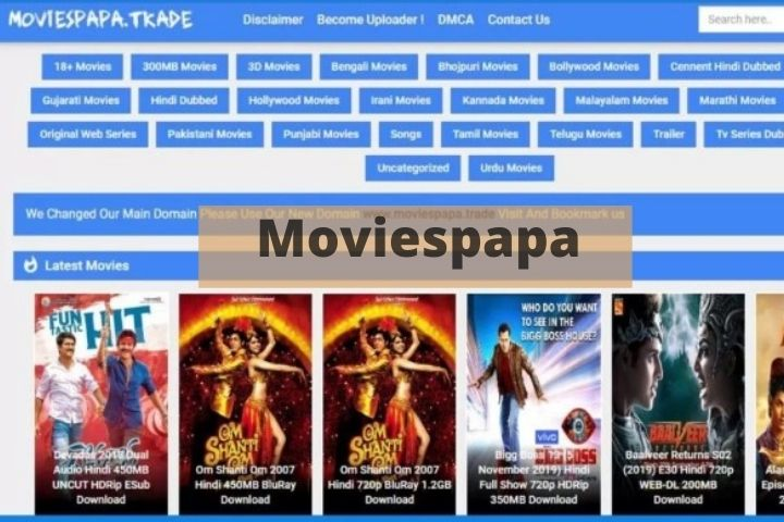 Moviespapa - Watch And Download Latest Movies From moviespapa