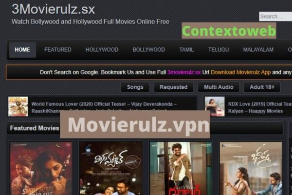 Movierulz.vpn (2021) – Watch And Download Bollywood, Hollywood Movies For Free Using Proxy Links [UPDATED]